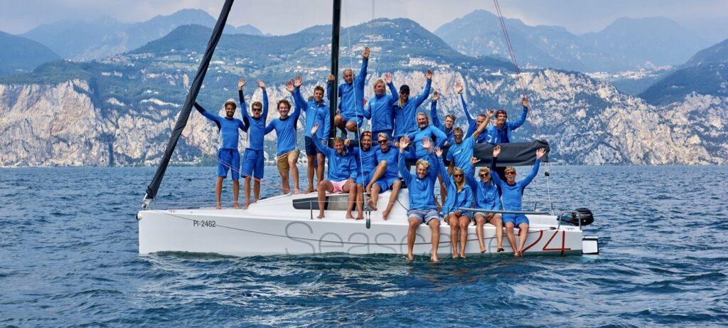 Stickl Sportcamp Team Gardasee