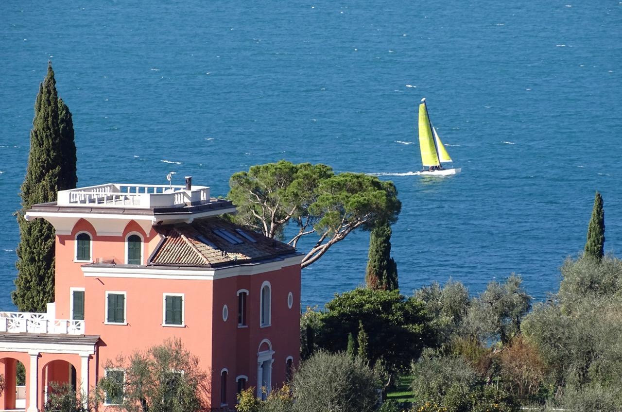 Villa Bucht Val di Sogno