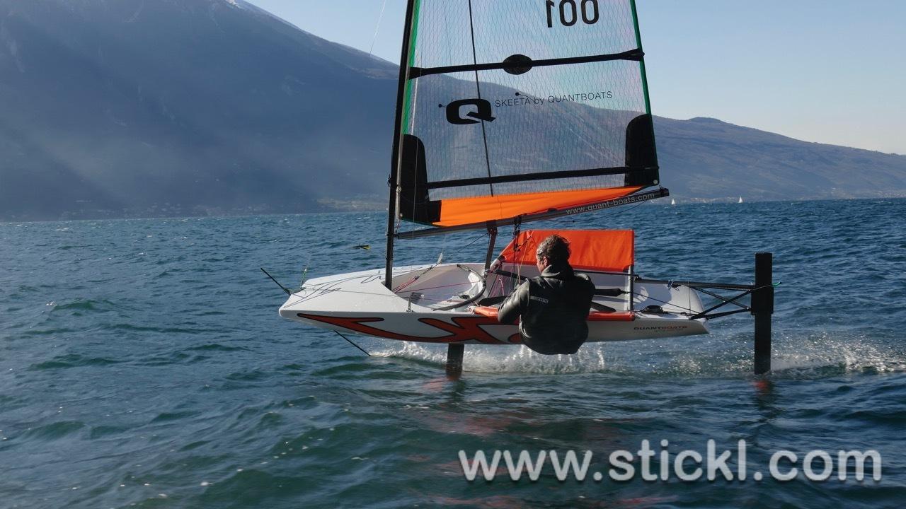 Skeeta am Lago di Garda