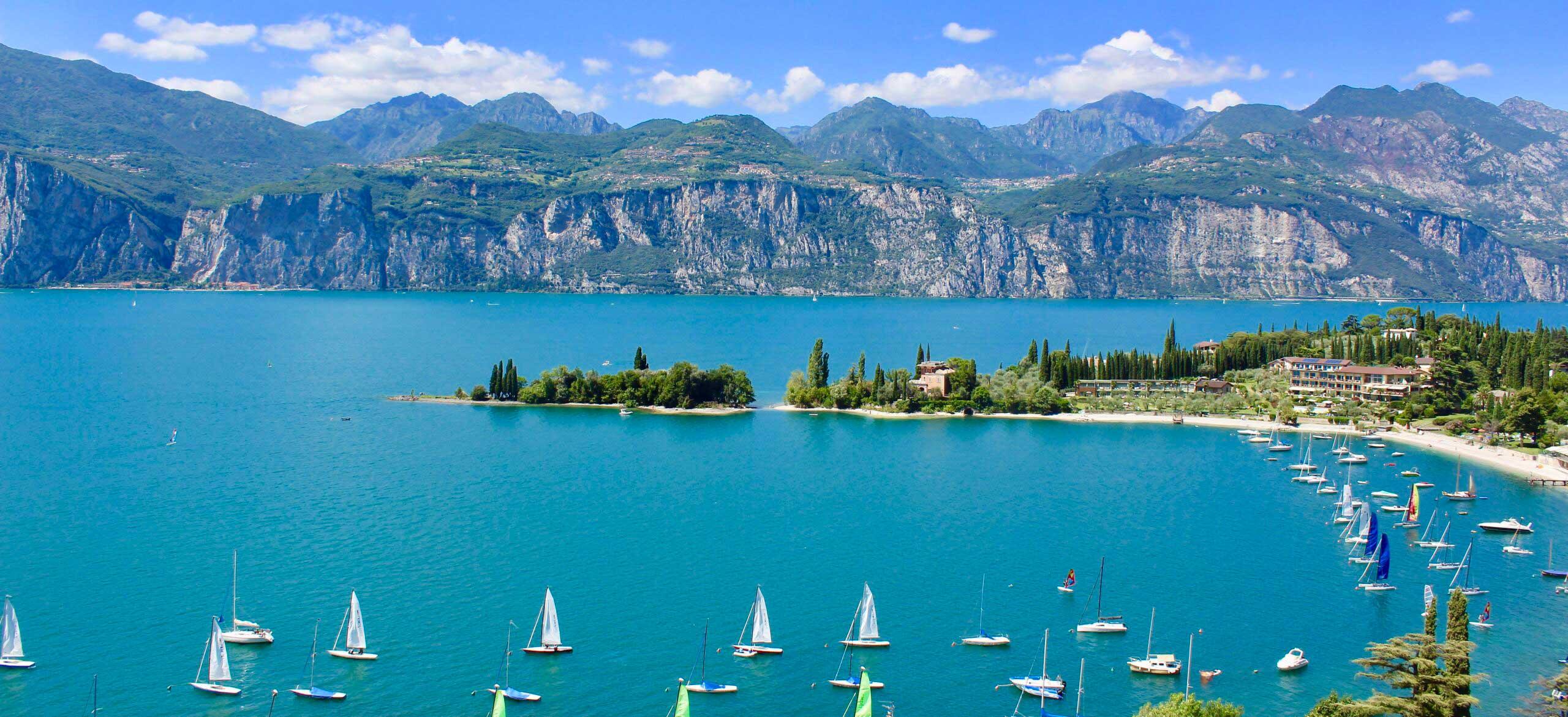 Stickl Sportcamp Gardasee Bucht